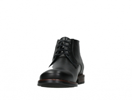 wolky boots 02181 montevideo 20000 schwarz leder_8