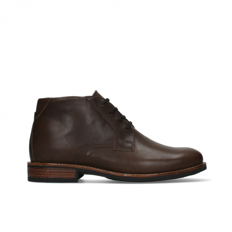 wolky boots 02181 montevideo 20300 braun leder