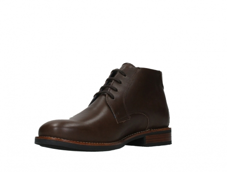wolky bottines a lacets 02181 montevideo 20300 cuir marron_10