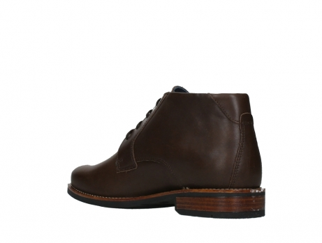 wolky bottines a lacets 02181 montevideo 20300 cuir marron_16