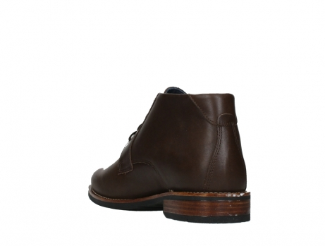 wolky bottines a lacets 02181 montevideo 20300 cuir marron_17