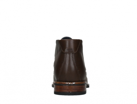 wolky bottines a lacets 02181 montevideo 20300 cuir marron_19