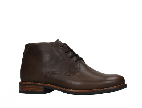 wolky bottines a lacets 02181 montevideo 20300 cuir marron_2