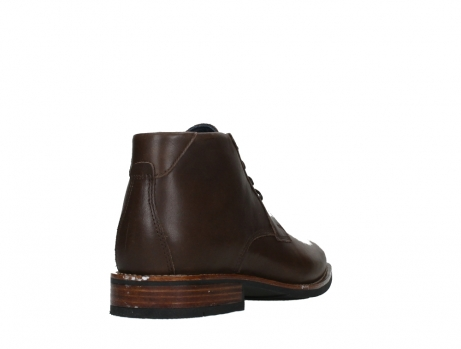 wolky bottines a lacets 02181 montevideo 20300 cuir marron_21
