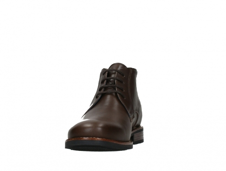 wolky bottines a lacets 02181 montevideo 20300 cuir marron_8