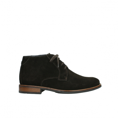 wolky boots 02181 montevideo 40300 braun geoltes suede