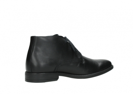 wolky lace up boots 02181 montevideo 31000 black leather_11