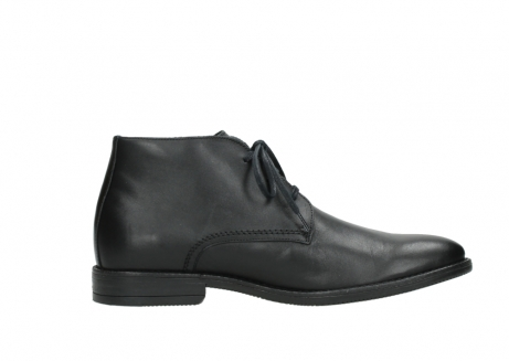 wolky lace up boots 02181 montevideo 31000 black leather_13