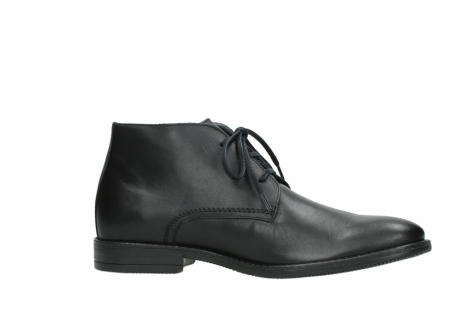 wolky lace up boots 02181 montevideo 31000 black leather_14