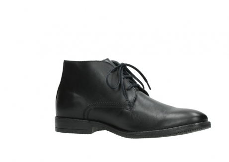 wolky lace up boots 02181 montevideo 31000 black leather_15