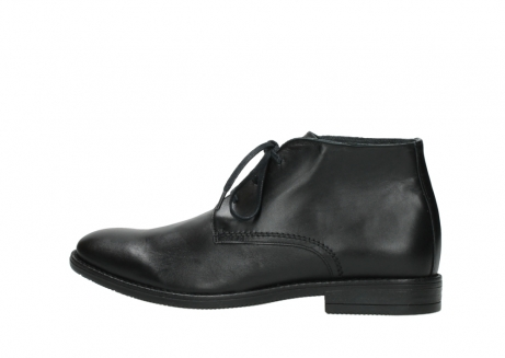wolky lace up boots 02181 montevideo 31000 black leather_2