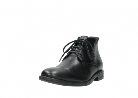wolky lace up boots 02181 montevideo 31000 black leather_21