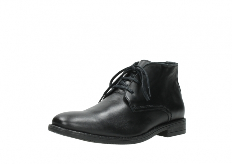 wolky lace up boots 02181 montevideo 31000 black leather_22