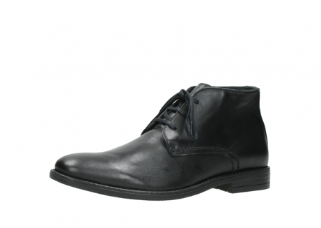 wolky lace up boots 02181 montevideo 31000 black leather_23