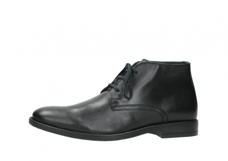 wolky lace up boots 02181 montevideo 31000 black leather_24