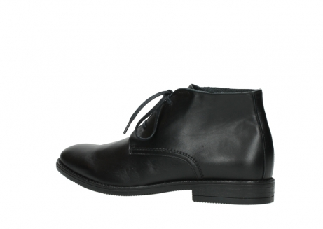 wolky lace up boots 02181 montevideo 31000 black leather_3