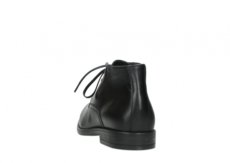 wolky lace up boots 02181 montevideo 31000 black leather_6