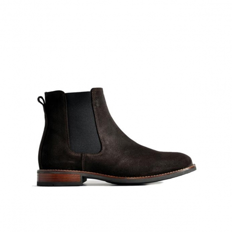 wolky veterboots 02182 caracas 40300 bruin geolied suede