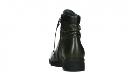 wolky lace up boots 02625 center 20730 forestgreen leather_18
