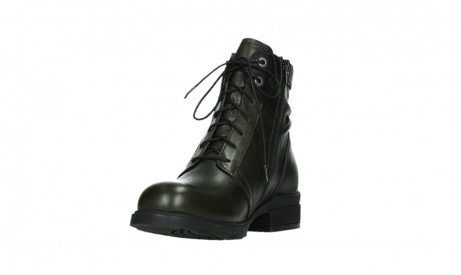 wolky lace up boots 02625 center 20730 forestgreen leather_9