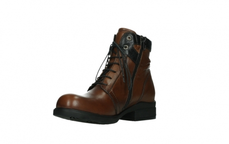 wolky lace up boots 02628 center wp 20430 cognac leather_10