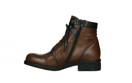 wolky lace up boots 02628 center wp 20430 cognac leather_13
