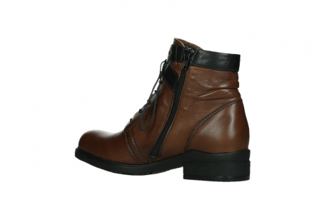 wolky lace up boots 02628 center wp 20430 cognac leather_15