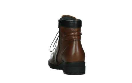 wolky lace up boots 02628 center wp 20430 cognac leather_18