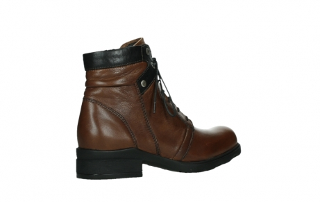 wolky lace up boots 02628 center wp 20430 cognac leather_23