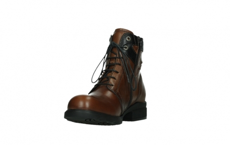 wolky lace up boots 02628 center wp 20430 cognac leather_9