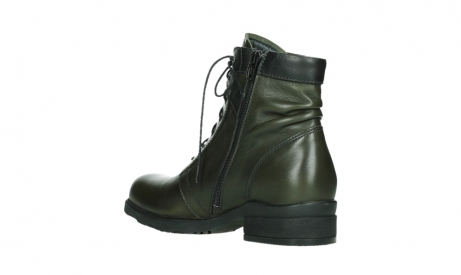 wolky lace up boots 02629 center xw 20730 forestgreen leather_16