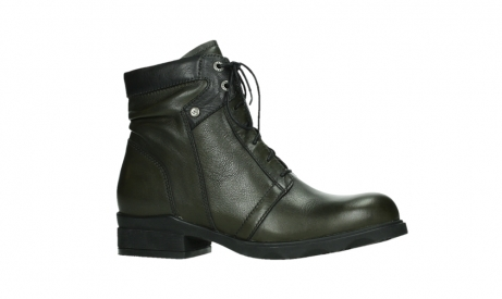wolky lace up boots 02629 center xw 20730 forestgreen leather_2