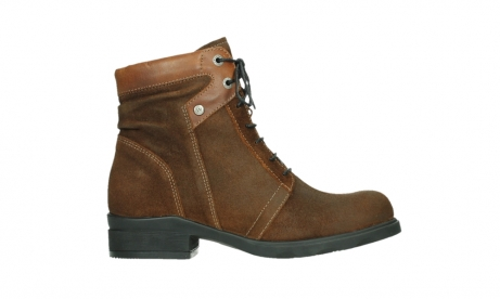 wolky lace up boots 02629 center xw 45410 tobacco suede_1