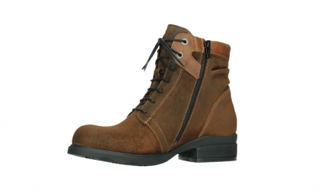 wolky lace up boots 02629 center xw 45410 tobacco suede_11