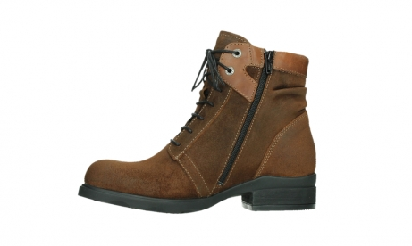 wolky lace up boots 02629 center xw 45410 tobacco suede_12