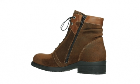 wolky lace up boots 02629 center xw 45410 tobacco suede_15