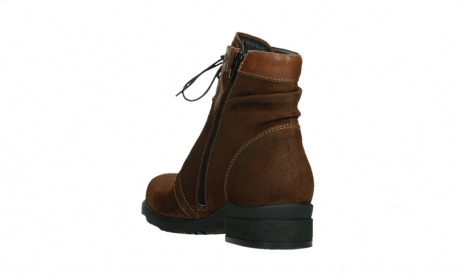 wolky lace up boots 02629 center xw 45410 tobacco suede_17