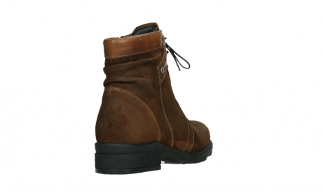 wolky lace up boots 02629 center xw 45410 tobacco suede_21