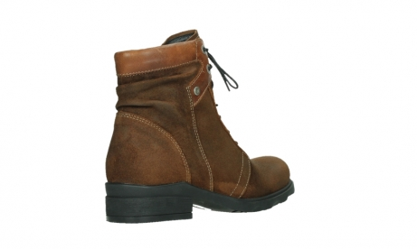 wolky lace up boots 02629 center xw 45410 tobacco suede_22