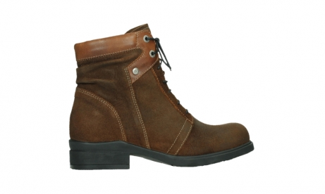 wolky lace up boots 02629 center xw 45410 tobacco suede_24