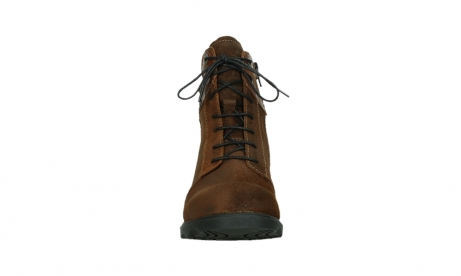 wolky lace up boots 02629 center xw 45410 tobacco suede_7