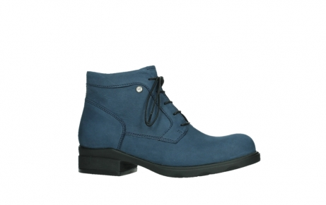wolky lace up boots 02630 seagram xw 13800 blue nubuckleather_2