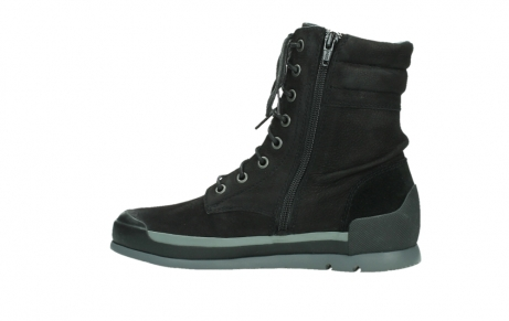 wolky lace up boots 02775 adams 13000 black nubuckleather_14