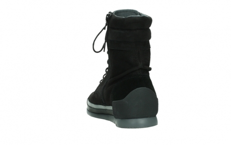 wolky lace up boots 02775 adams 13000 black nubuckleather_18
