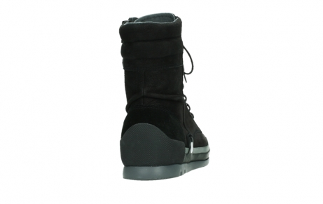 wolky lace up boots 02775 adams 13000 black nubuckleather_20