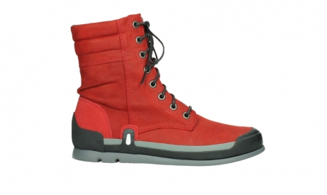 wolky lace up boots 02775 adams 13505 red nubuckleather_1