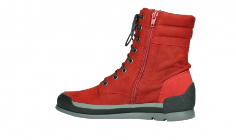 wolky lace up boots 02775 adams 13505 red nubuckleather_14