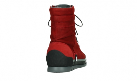 wolky lace up boots 02775 adams 13505 red nubuckleather_20