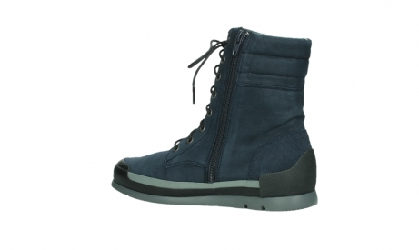 wolky lace up boots 02775 adams 13800 blue nubuckleather_15