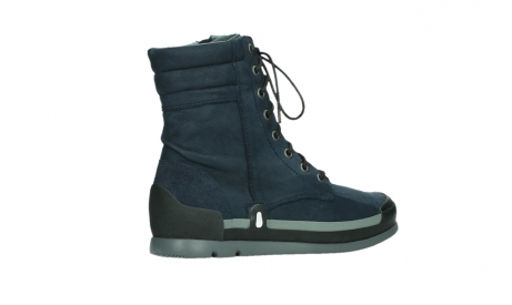wolky lace up boots 02775 adams 13800 blue nubuckleather_23